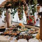 Wiejski stół - tradycja Polskiego Wesela